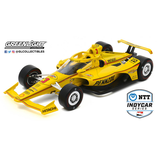 2020 Helio Castroneves Pennzoil 1:64 Diecast