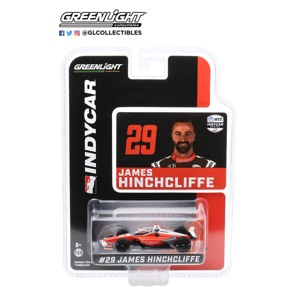2020 James Hinchcliffe Genesys 1:64 Diecast