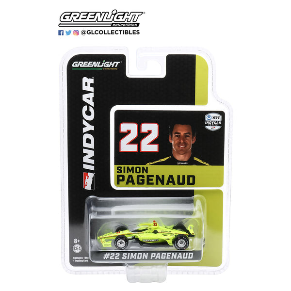 2020 Simon Pagenaud Menards 1:64 Diecast