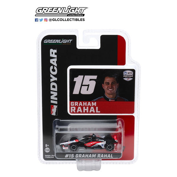 2020 Graham Rahal TOTAL 1:64 Diecast