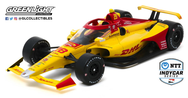 2020 Ryan Hunter-Reay DHL 1:18 Diecast