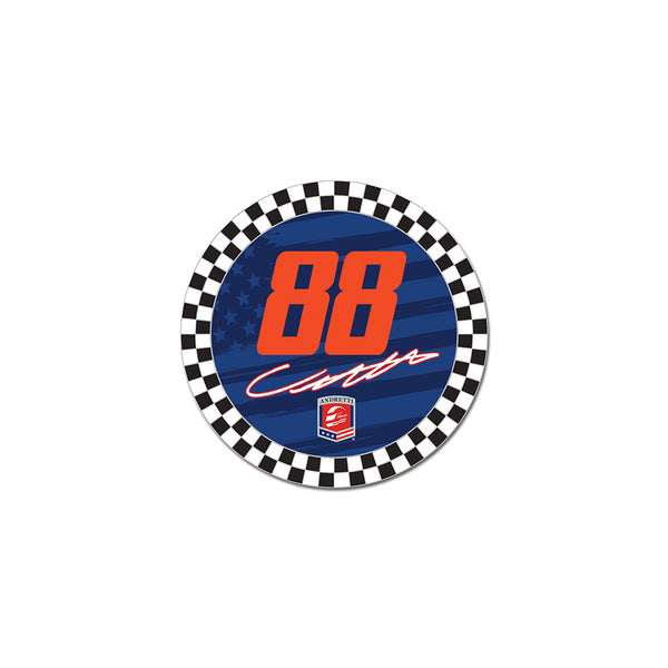 Colton Herta Lapel Pin