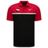 INDYCAR Dry Fit Red/Black Colorblock Nike Polo