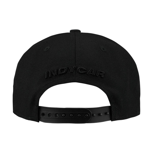 INDYCAR Black Out New Era 9FIFTY Cap