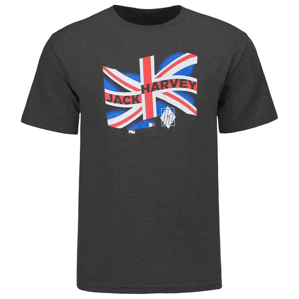 Jack Harvey Union Jack T-Shirt