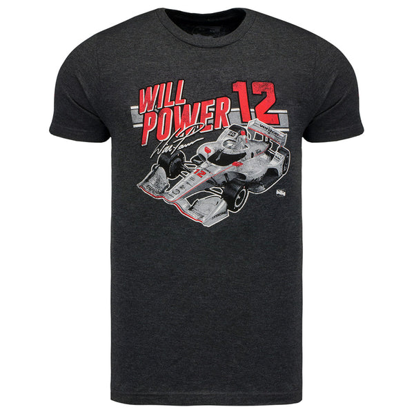 Will Power Car T-Shirt