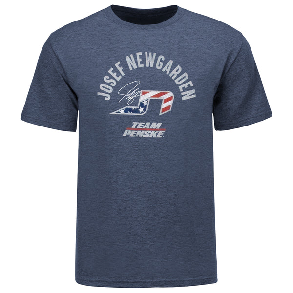 2019 Josef Newgarden Credentials T-Shirt