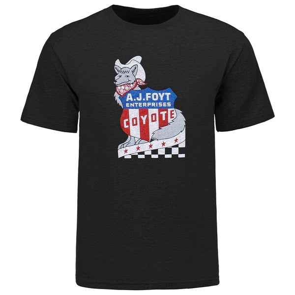 A.J. Foyt Enterprises Vintage Coyote T-Shirt