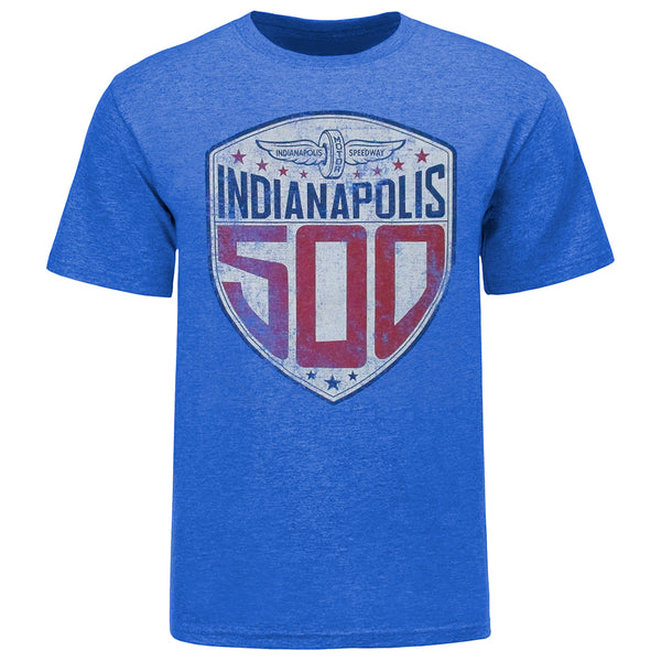 Indianapolis Motor Speedway American Boost Polyblend T-Shirt