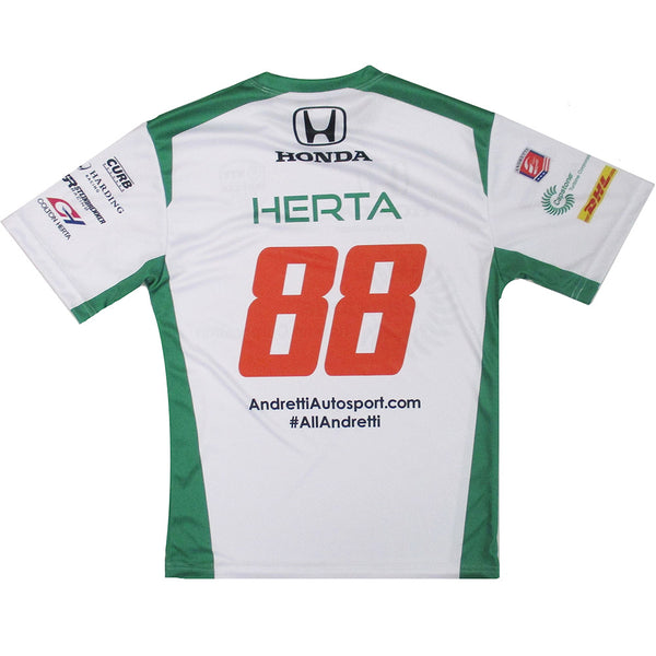 "Colton Herta ""88"" Driver Jersey"