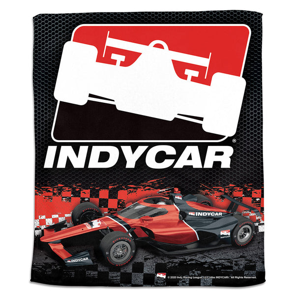 INDYCAR Car Sport Rally Towel