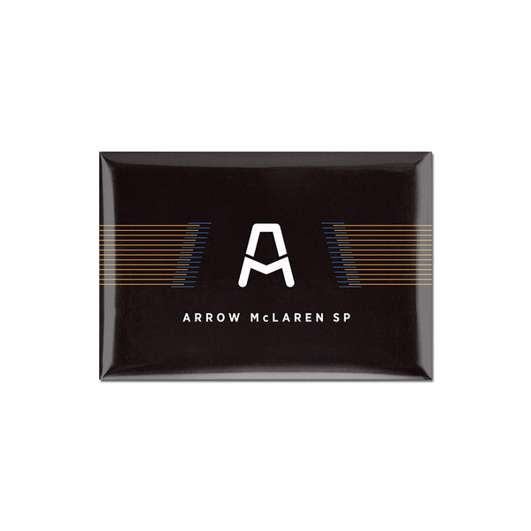 "Arrow McLaren SP 2"" X 3"" Magnet"