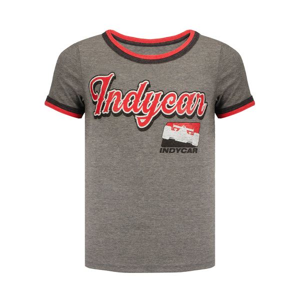 Girls INDYCAR Jersey Scoop Neck T-Shirt