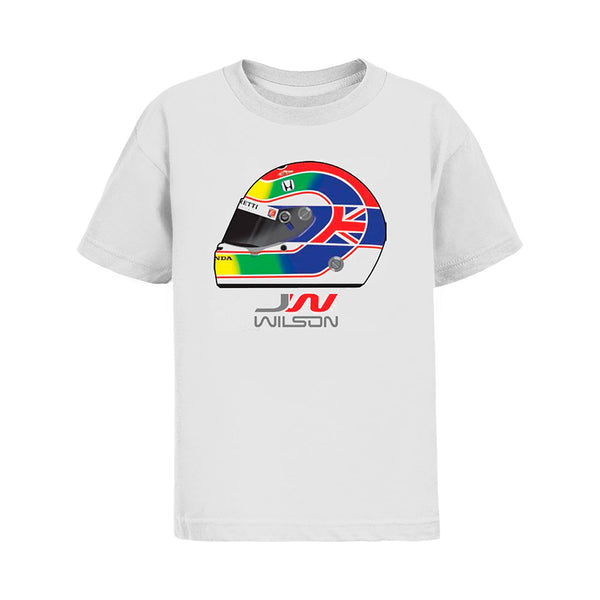 Youth Justin Wilson Tribute T-Shirt
