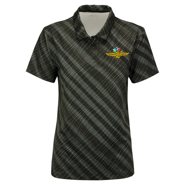 Ladies Indianapolis Motor Speedway UV Nike Polo