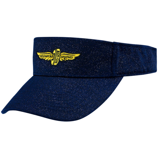 Ladies Wing and Wheel Stardust Visor