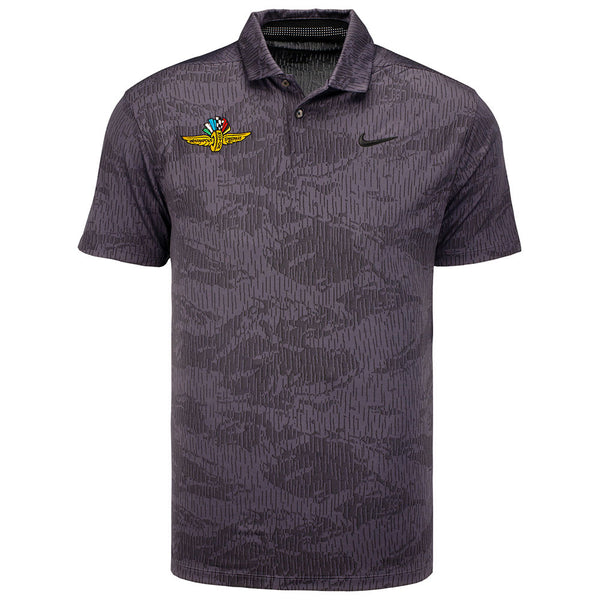 Wing Wheel and Flags Vapor Camo Nike Polo