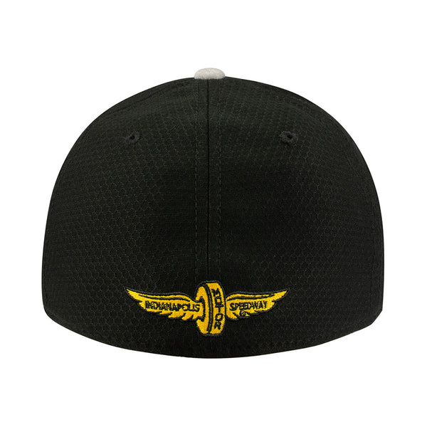 Wing Wheel and Flag 39THIRTY New Era Popped Cap