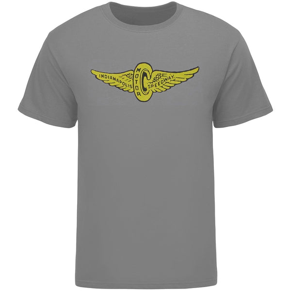Wing and Wheel Vintage Polyblend T-Shirt