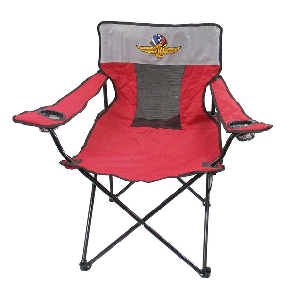 Wing Wheel and Flags Elite Quad Chair