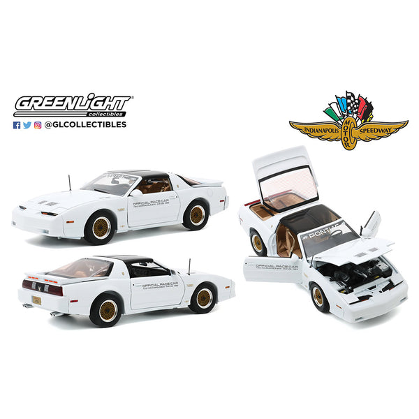 1989 Turbo Trans AM Official Pace Car 1:18 Diecast
