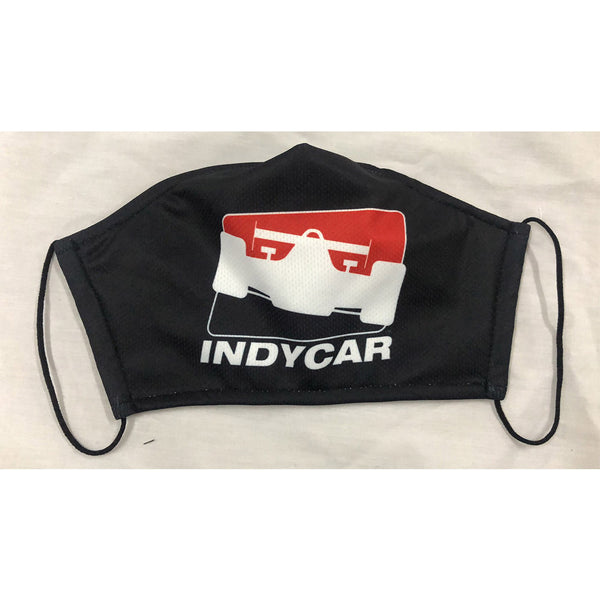 WWF/Indycar 3Ply 3-Pack Face Masks