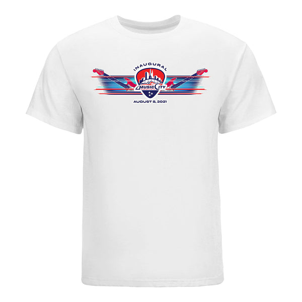 2021 Inaugural Music City Grand Prix Bridge T-Shirt