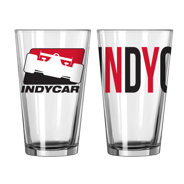 INDYCAR Series Overtime Ale Glass