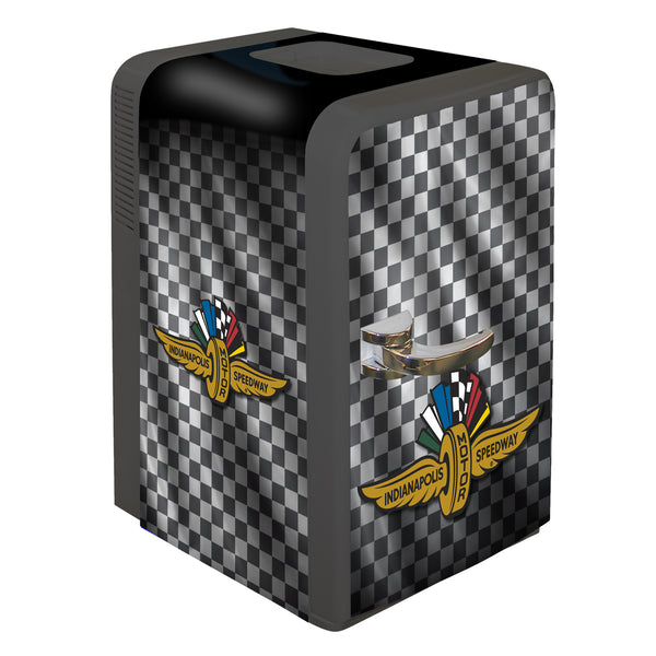 """DROPSHIP"" Wing Wheel and Flag Portable Fridge"