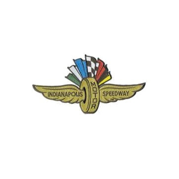 Indianapolis Motor Speedway Large Emblem / Official