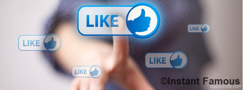 instant facebook likes banner