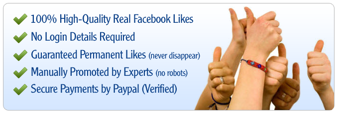 purchase facebook likes