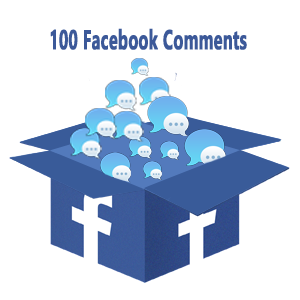 100 Facebook Comments