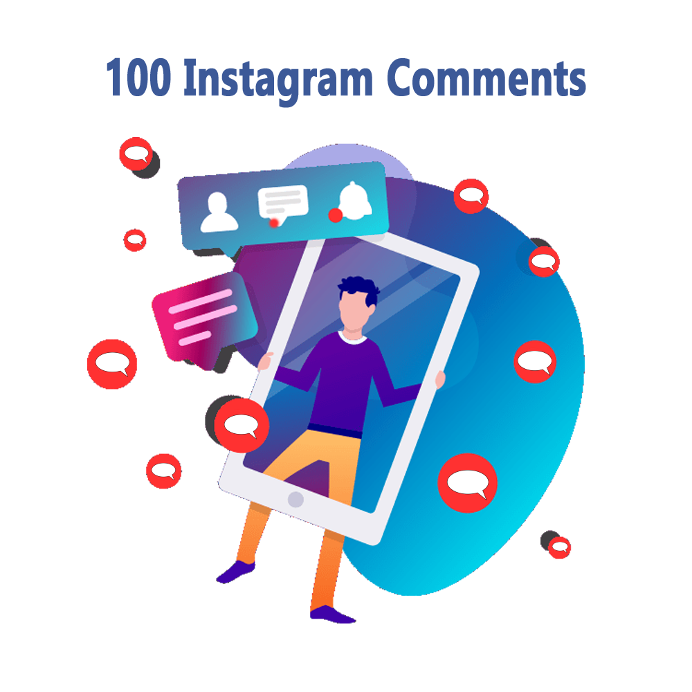 100 Instagram Comments