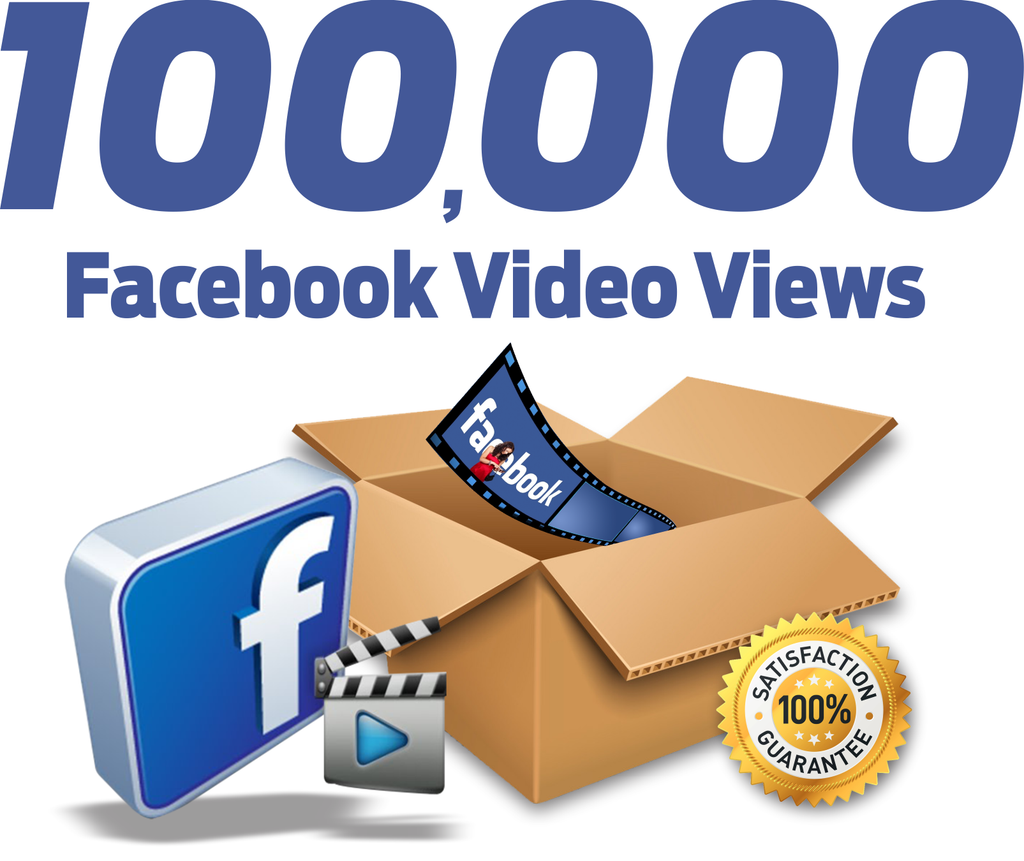 100,000 Facebook Video Views
