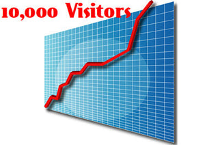 10,000 Adsense Safe Traffic Website Visitors