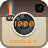 1000 Instagram Comments