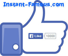 1,000 Facebook Likes for Website Page