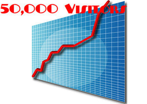 50,000 Adsense Safe Traffic Website Visitors