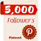 5,000 Pinterest Followers