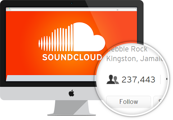 5,000 Soundcloud Followers