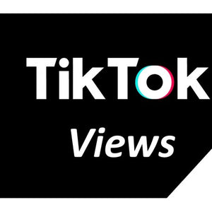 1,000 TikTok Views