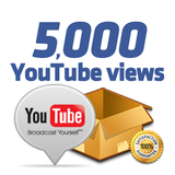 5,000 Youtube Views