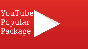 YOUTUBE POPULAR PACKAGE