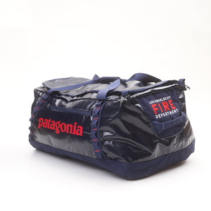 Custom Patagonia Black Hole 100L Duffle Bag - Navy