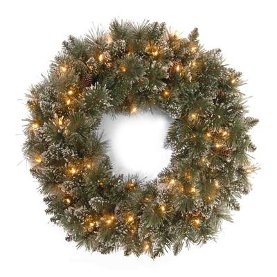 Wreaths, Garlands and Christmas Trees