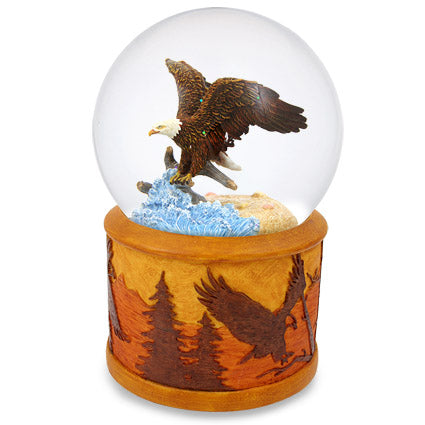 Musical Snow Globes and Music Box's