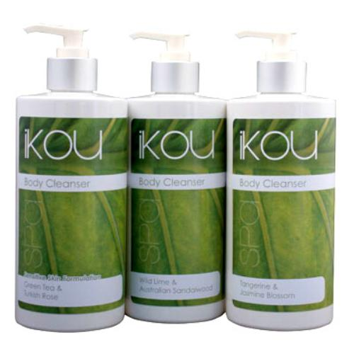 iKOU Body Cleansers