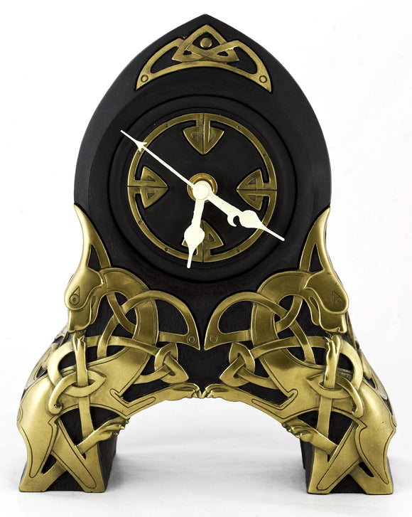Celtic Archway Clock - By Design Clinic
