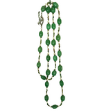 Springday On The Sand Multi Strand Long Necklace